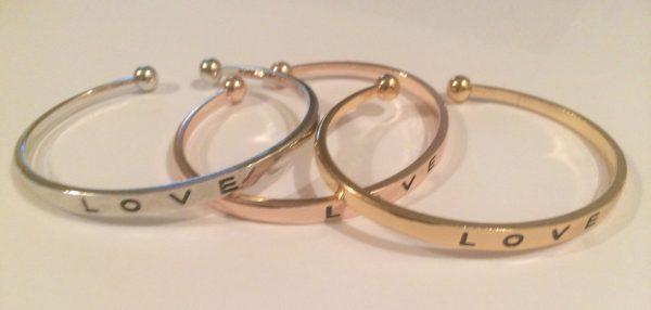 Love Bracelet Set (Womens)